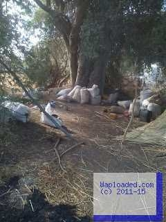 Photos: Army Kills Notorious Boko Haram Leader, Others, Recovers Weapons From Them